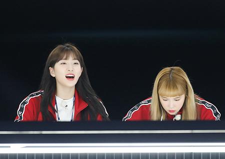 [단독포토] '아이대' 우주소녀, 우리 카트 실력이 궁금해?