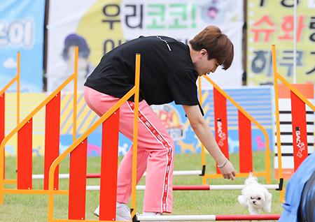 [단독포토] '아멍대' 갓세븐 영재, 날아라 코코!
