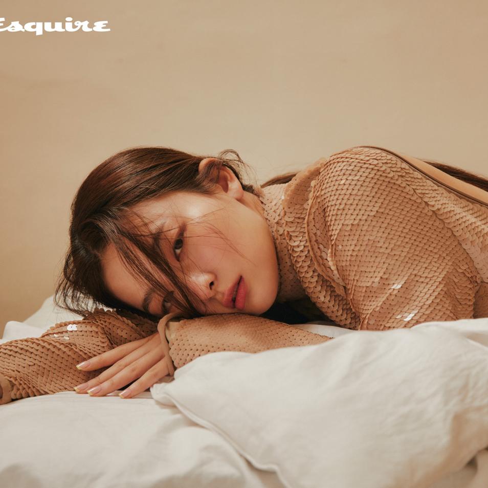 레드벨벳 슬기, 가을무드 한껏 충전한 고혹美