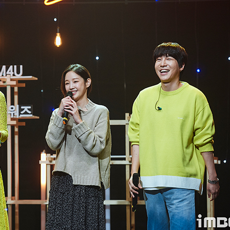 [포토] 박보람과 딕펑스, 절묘한 화음