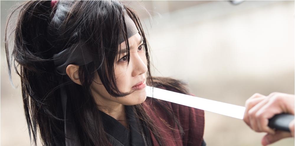 <옥중화> 진세연, 일촉즉발 위기 속 '강렬한 눈빛 연기'