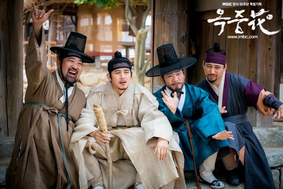 [포토] 여기는 촬영현장! <옥중화> 배우들, '더위 이기는 필수 아이템은?'  이미지-4