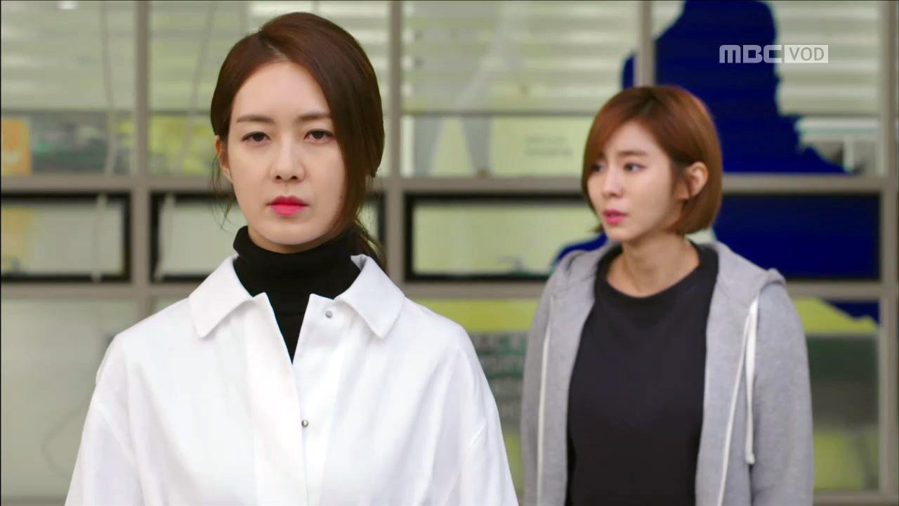 Night light korean drama synopsis - Yi Kyung Decided To Brought Se Jin Into Her Team