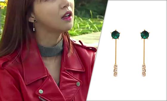 [10회_김자경] 시크하고 아름다운 느낌을 주는 '귀걸이'