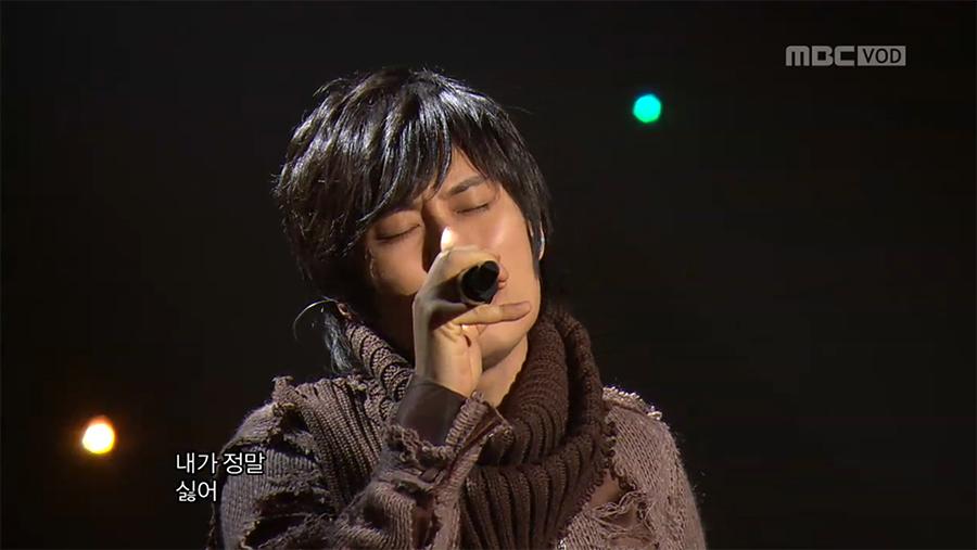 <쇼!음악중심> 10년 전, 2007년 2월 첫째 주 'BEST SONG'은?