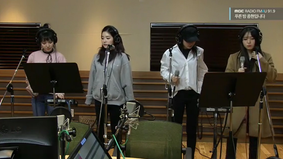 <푸른 밤 종현입니다> 레드벨벳의 따뜻한 보이스 'Little Little'