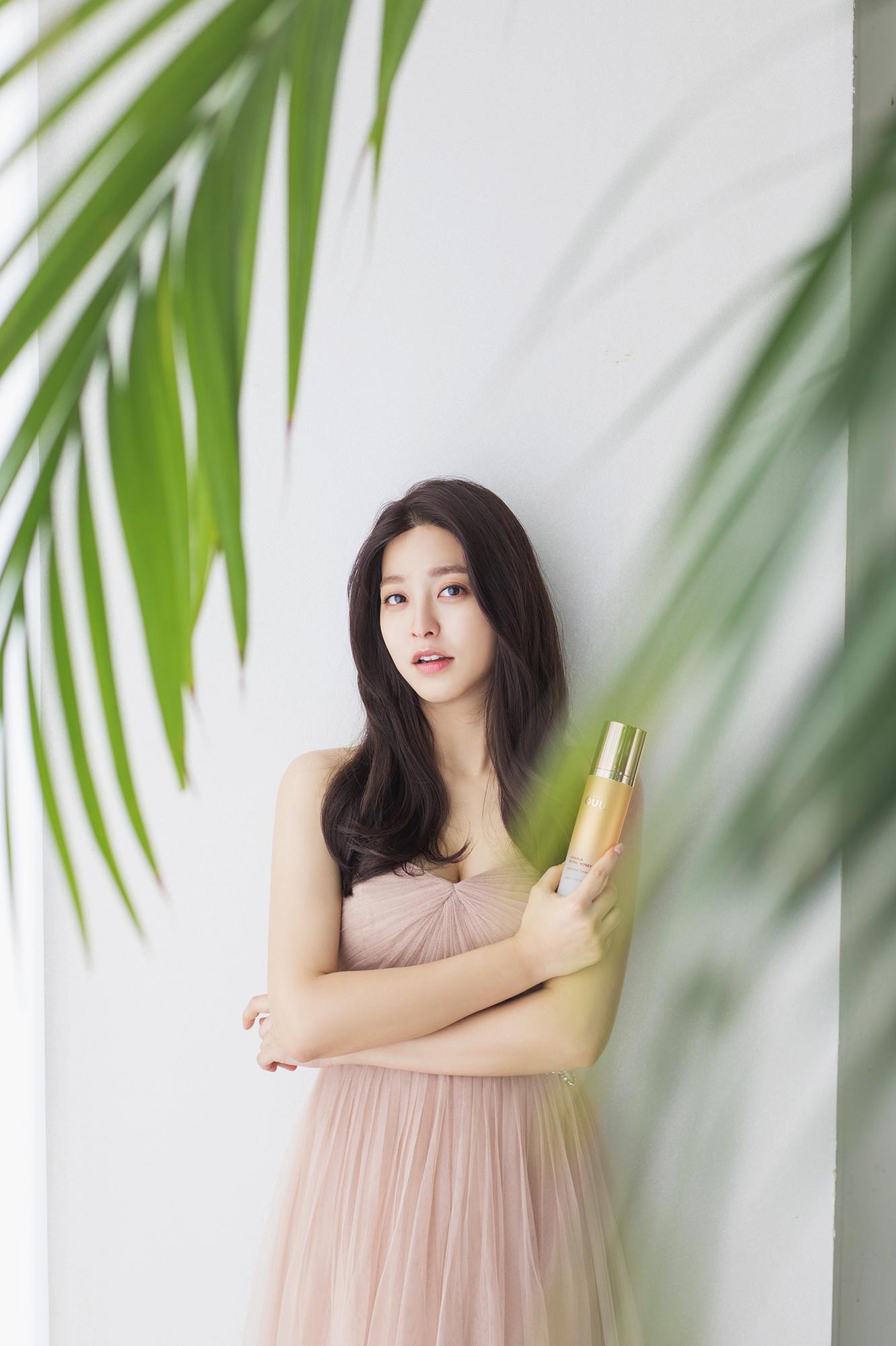배우 박세영, '러블리 여신'이미지로 어울화장품 뮤즈에 발탁