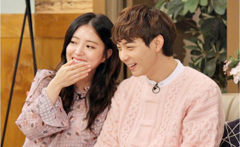 <해피투게더3> 이세영-현우, 정말 여사친 맞아요? '심쿵케미'