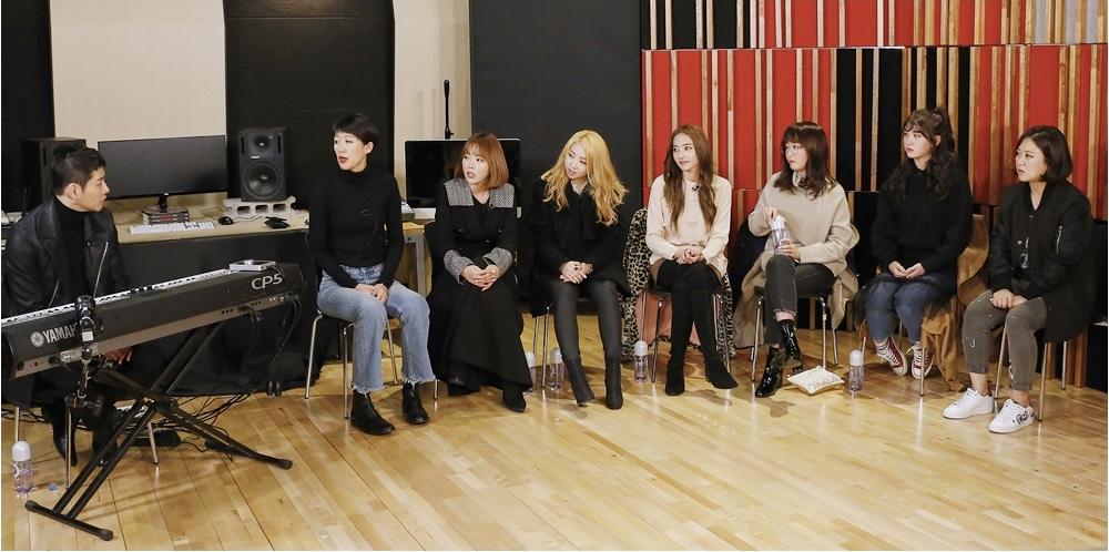 <언니들의 슬램덩크2> 걸그룹 프로젝트 가동, '기대감UP!'