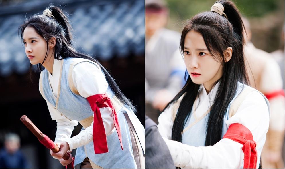 팔색조 변신 예고 <왕은 사랑한다> 임윤아, '단아하거나 똑부러지거나'