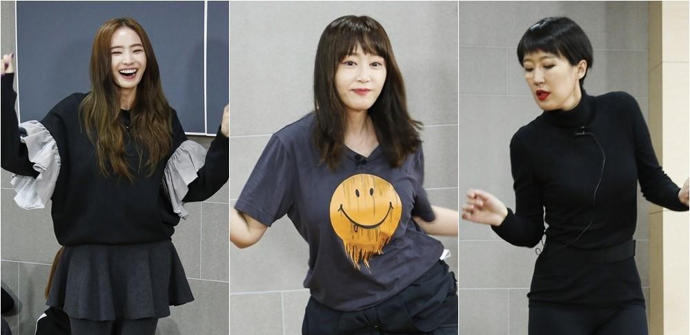<언니들의 슬램덩크2> 이번엔 몸치 경쟁? '이쪽도 치열해!'