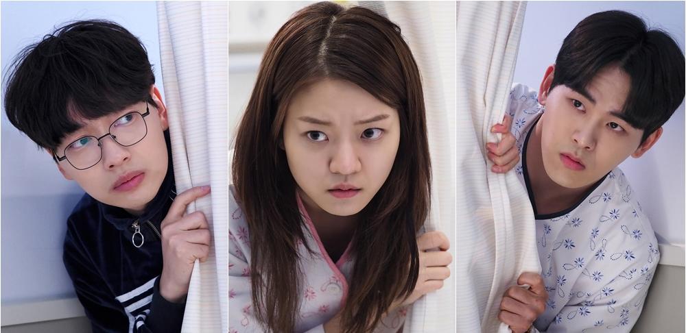 <자체발광 오피스> 고아성-이동휘-이호원, '취준으로 뭉친 첫 만남?'