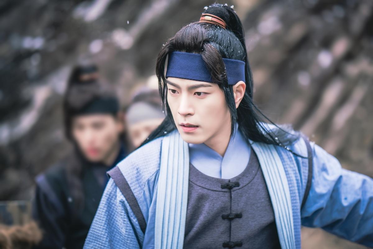 <왕은 사랑한다> 홍종현, 강렬한 첫 스틸 속 '심쿵 카리스마'