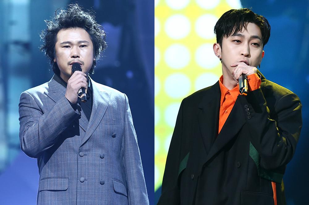 <듀엣가요제> 슬리피-육중완, 예능 대세남들의 '빅매치'