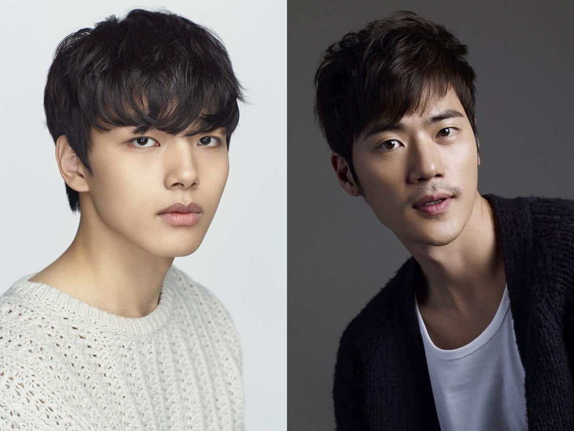 <써클> tvN 최초 SF 추적극, 주인공 여진구-김강우 캐스팅 확정!