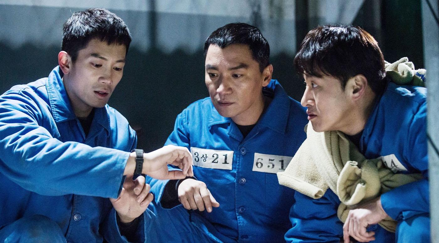 배우 조재윤, <피고인>에서 <프리즌>까지 장르불문 '교도소 하드캐리'