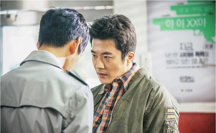 <추리의 여왕> 권상우VS이원근, 첫 만남부터 '신경전'