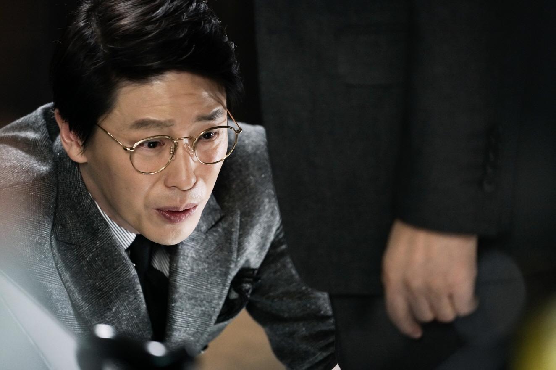 <피고인> 엄기준, 아버지 장광에 무릎 꿇은 절박한 독대 현장 공개!