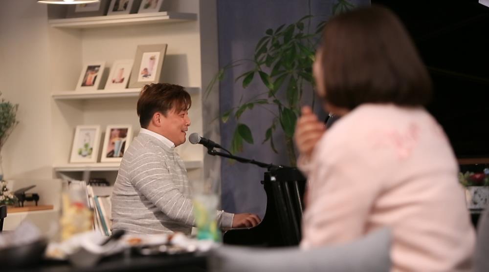 """<최고의 사랑> 윤정수, 화이트데이 맞이 김숙에 """"사랑해도 될까요~"""""""