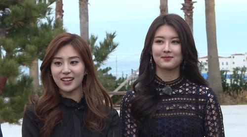 <비아이지 프로젝트> 김민정-홍나실, 눈호강 더한 '공주님들'