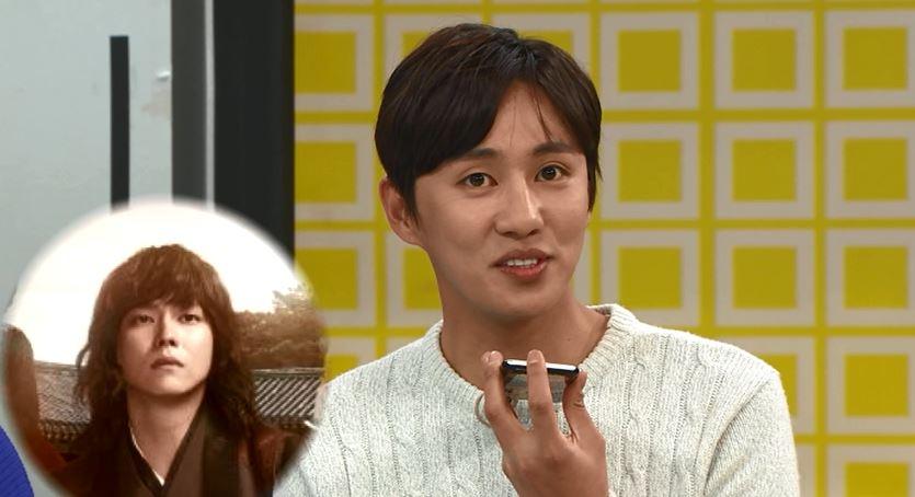 <비디오스타> 윤균상, 이명훈 주사 폭로 '폭소'