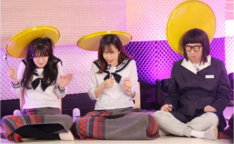 <해피투게더3> 왔다, 쟁반노래방! 멤버들, '벌써 수난 예고?'