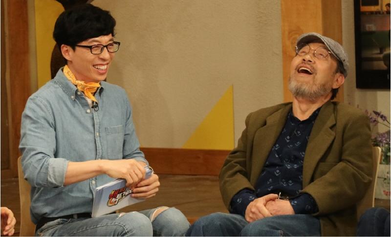 """<해피투게더3> 신구, """"<월계수> 이동건♡조윤희 열애? 눈치채"""""""