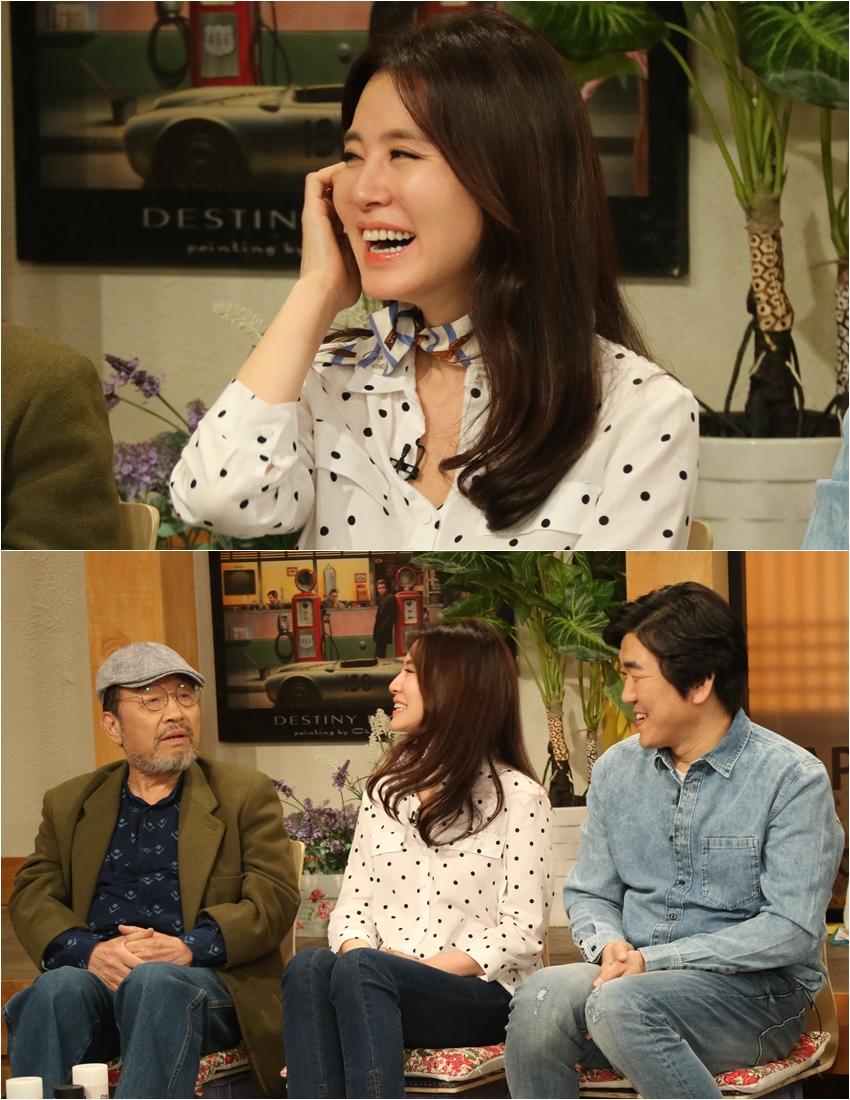 <해피투게더3> 이일화, 사윗감으로 박보검 지목! '무한애정'