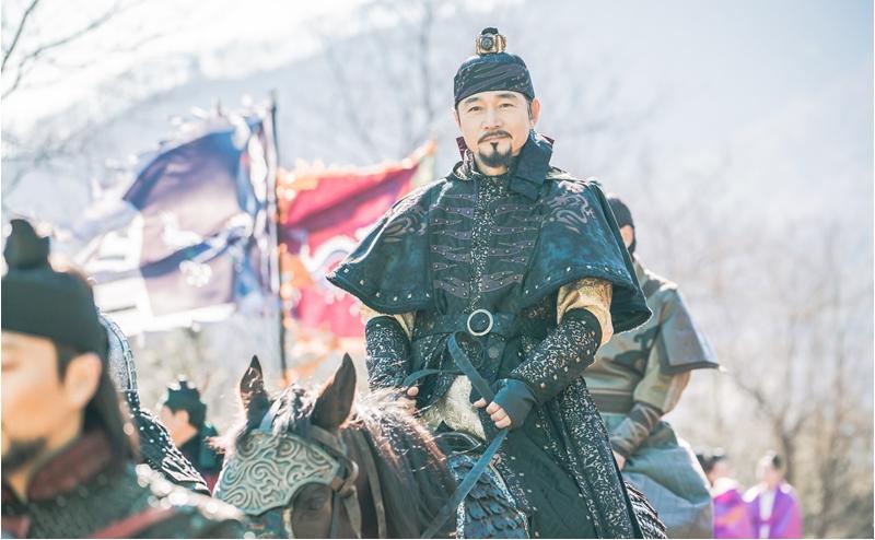 <왕은 사랑한다> 정보석, '이것이 고려왕의 냉혹한 카리스마' 이미지-1