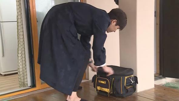 [미방분] '맥가이버 최'의 활약! 날로 좋아지는 민용♥도연의 신혼집 <우리 결혼했어요>
