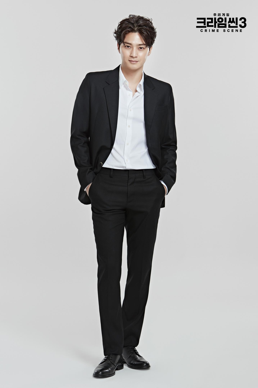 """<크라임씬3> 김지훈, 고정출연에 """"벌써부터 심장이 쫄깃해지는 기분"""""""