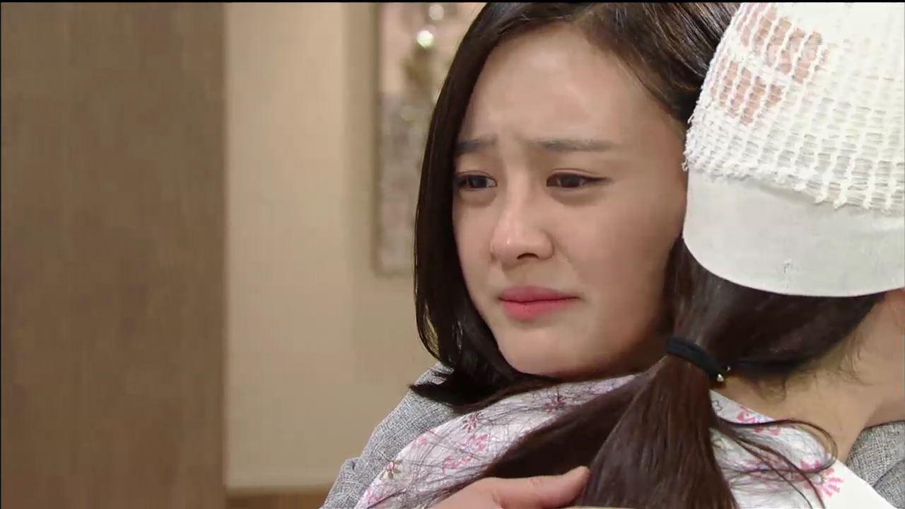 """""""죽게 내버려 둬!"""" 강별, 김소혜 자살 막으며 '위로'"""
