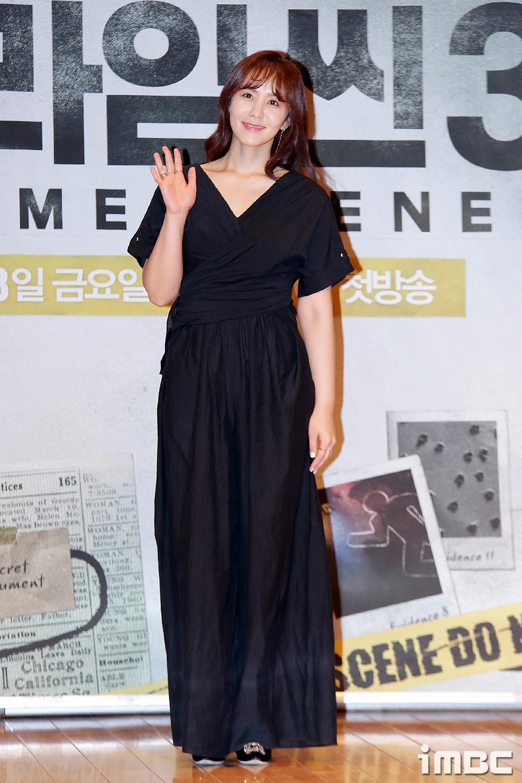 [포토] <크라임씬3> 박지윤, '추리는 저에게 맡겨주세요'