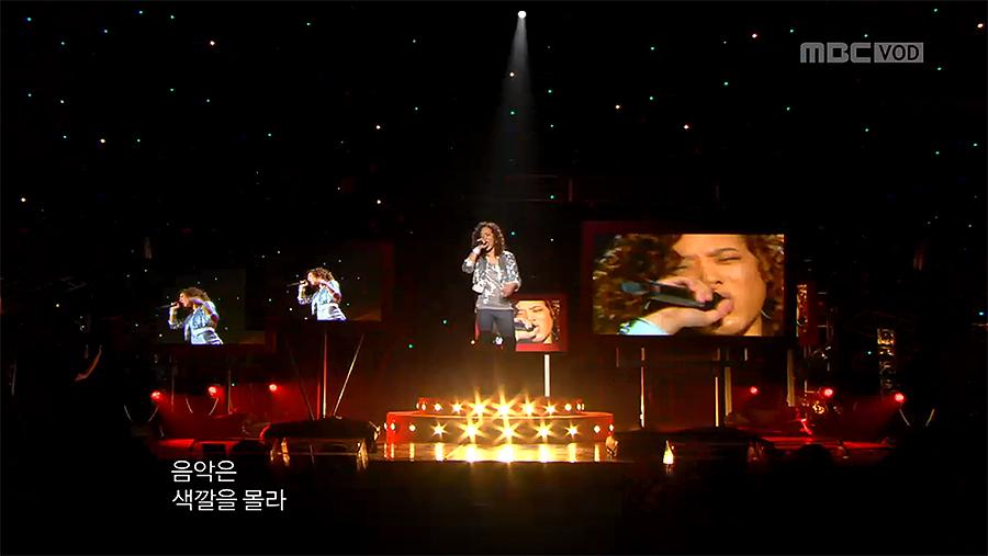 <쇼!음악중심> 10년 전, 2007년 5월 셋째 주 'BEST SONG'은?