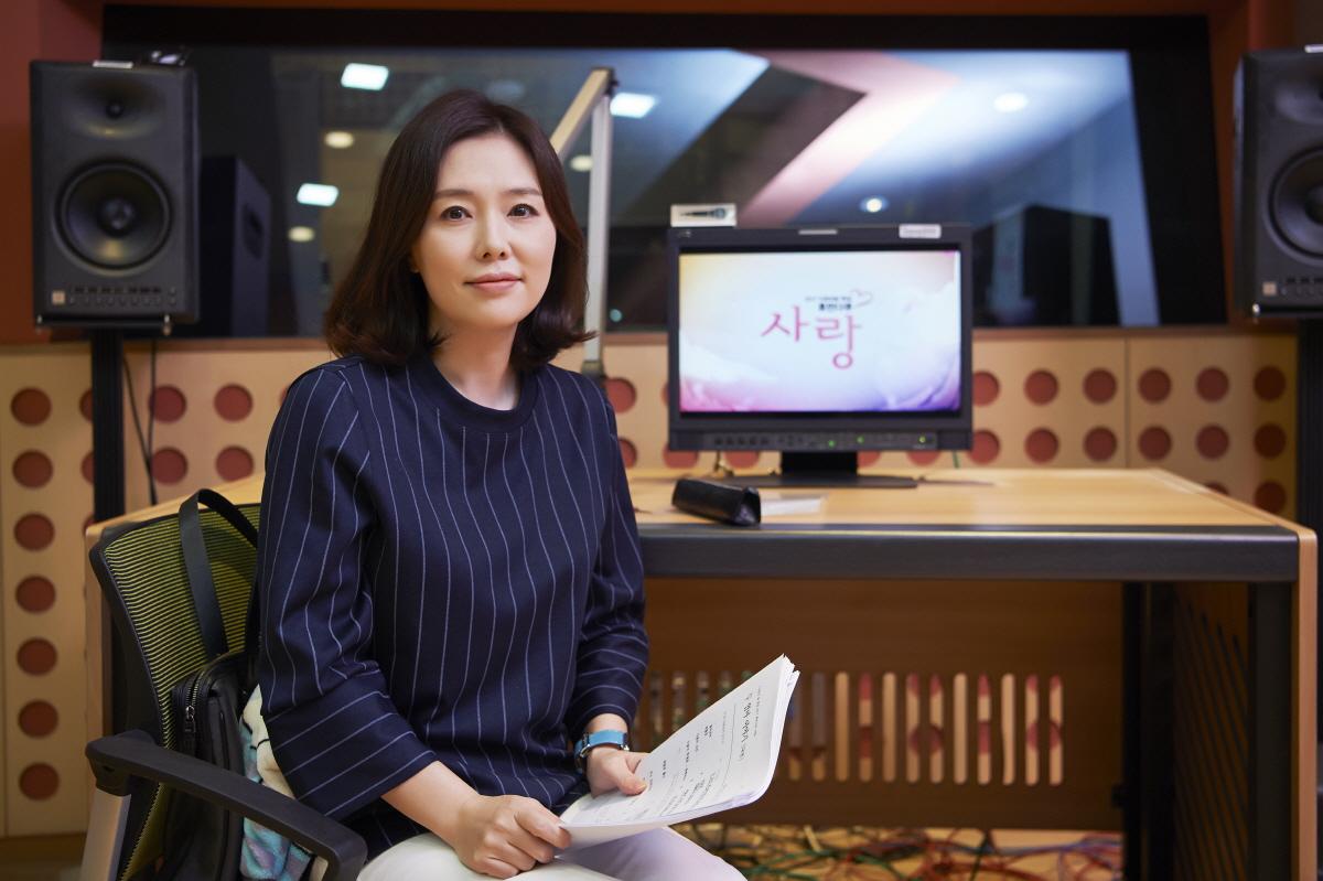 <휴먼다큐 사랑> 하희라, '두 엄마 이야기' 더빙 중 허다윤 학생 신원 확인 소식에 눈물