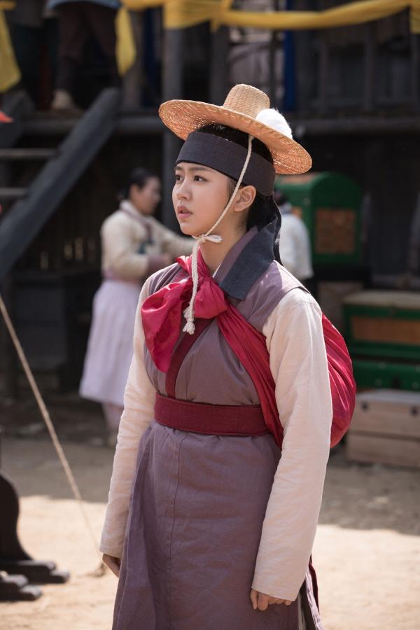 <군주> 김소현, 남장 변신 '새 사건 시작되나'