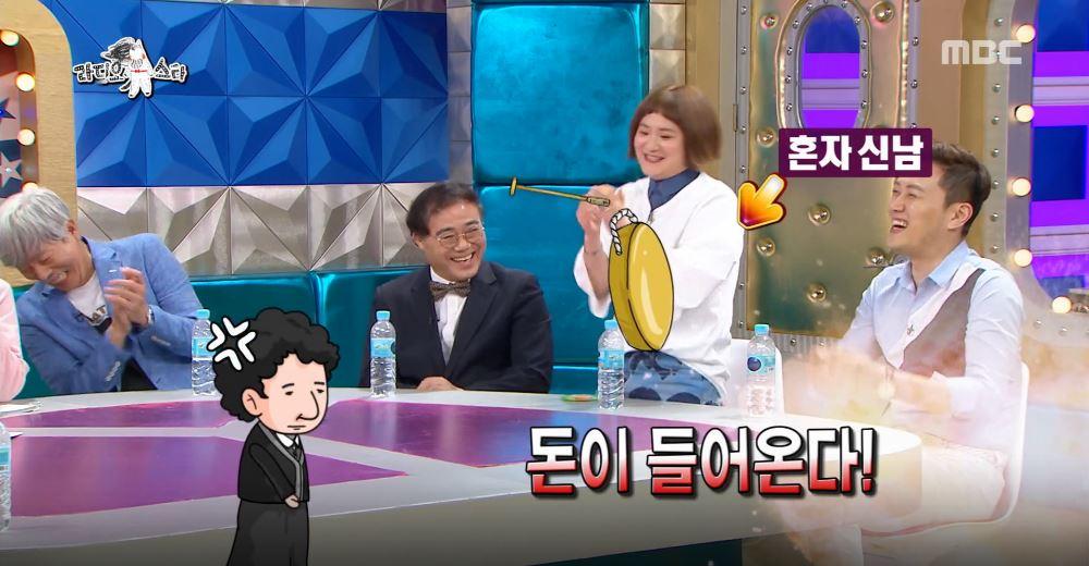 """김신영, 마성의 고모부 에피소드 대공개! """"취업 준비만 42년"""""""