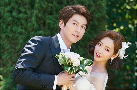 <아버지가 이상해> 류수영-이유리, 웨딩컷 공개! '우리 결혼했어요'