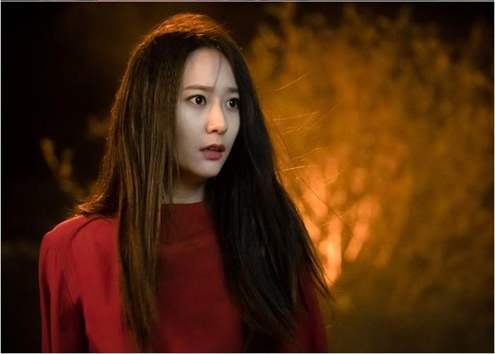 <하백의 신부 2017> 정수정, 레드로 휘감은 '강렬한 물의 여신'