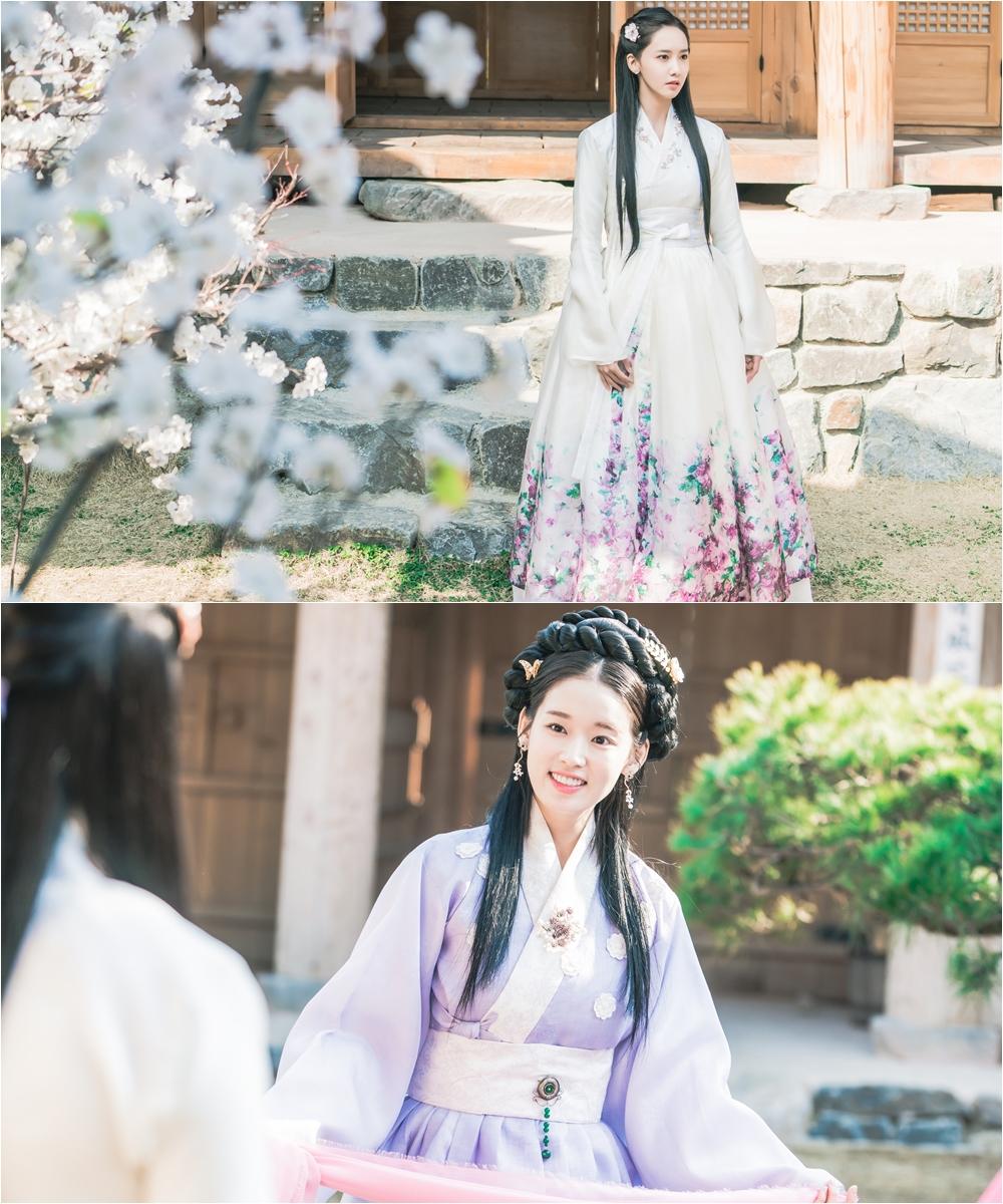 <왕은 사랑한다> 임윤아-박환희, '꽃미모 폭발' 스틸 공개! 이미지-1