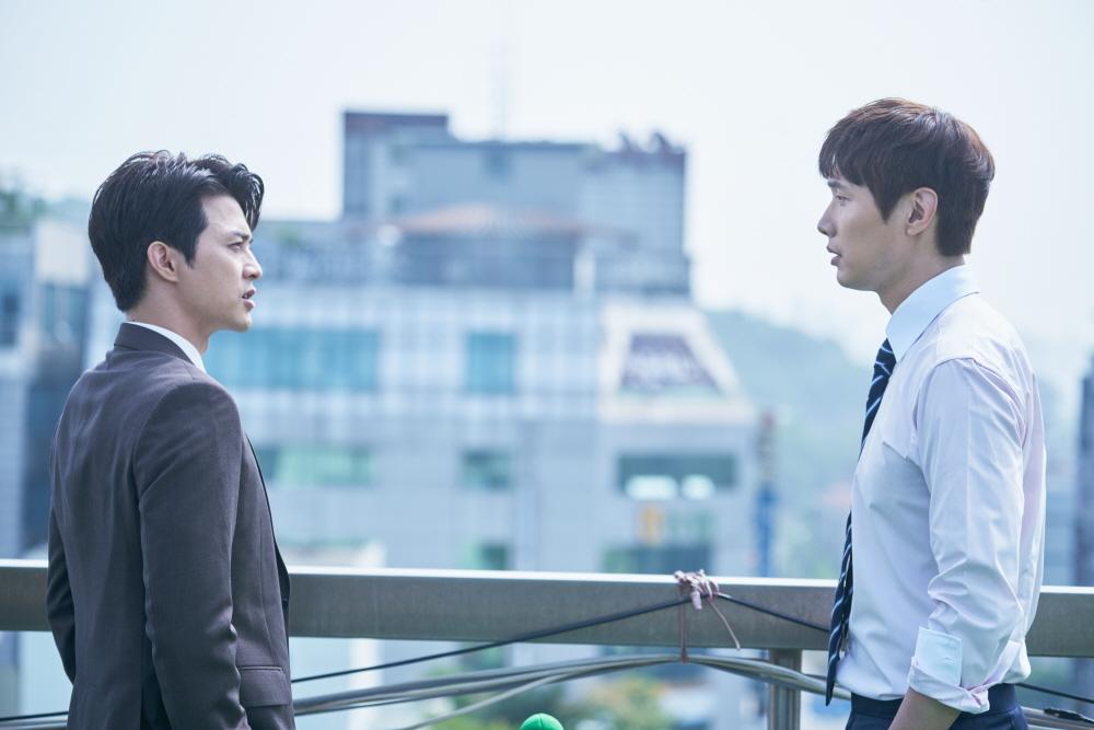 """<도둑놈 도둑님> """"너 J지?"""" 김지훈, 지현우 정체 알았다"""