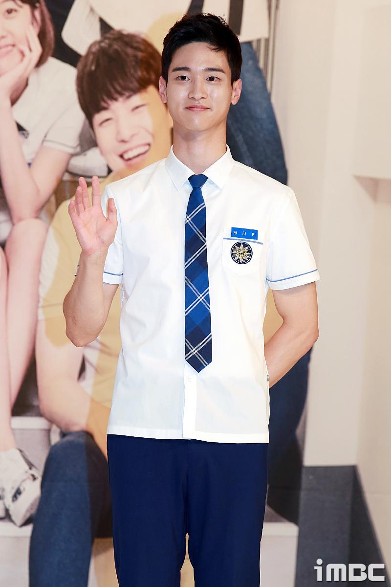 [포토] <학교 2017> 장동윤, '엄친아의 미소'