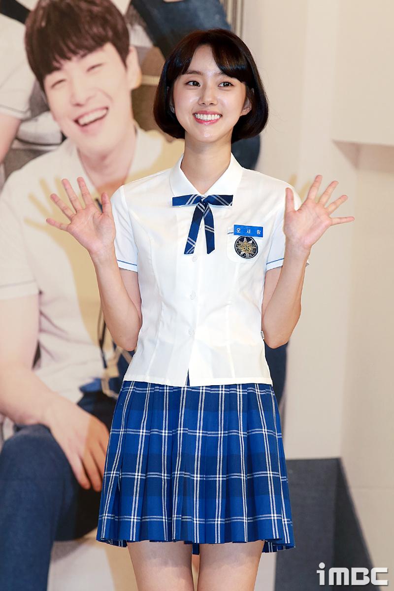 """[포토] <학교 2017> 박세완, """"아재느낌 충만한 사랑이 보여드릴게요"""""""