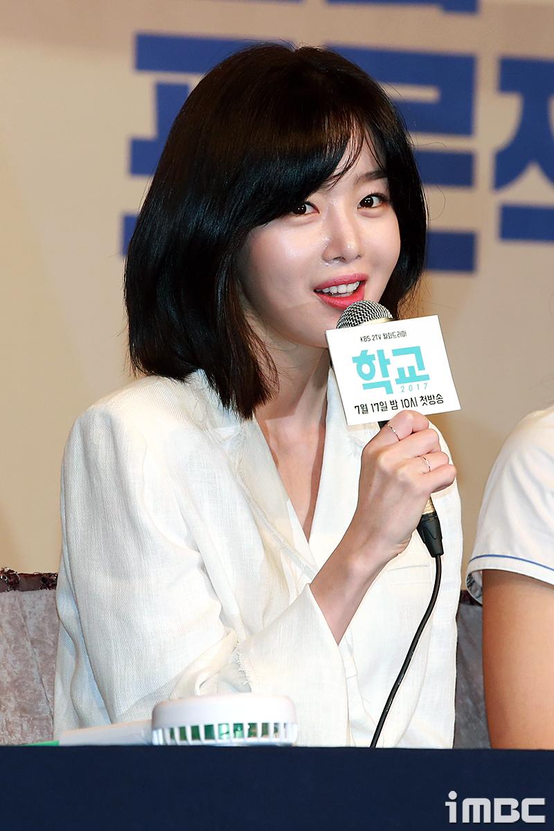 """<학교2017> 한선화 """"김세정 보면 예전의 내가 생각나"""""""