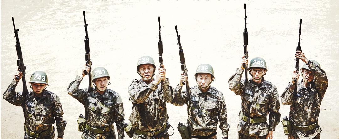 <무한도전> '구멍' 박명수의 활약은 계속된다! 화생방-사격훈련 비하인드 공개!