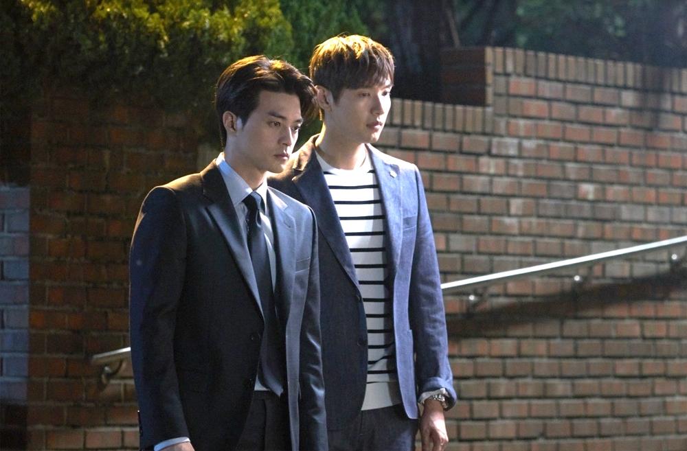 <도둑놈 도둑님> 지현우, 결국 김지훈에게 체포? '짠한 형제애' 예고