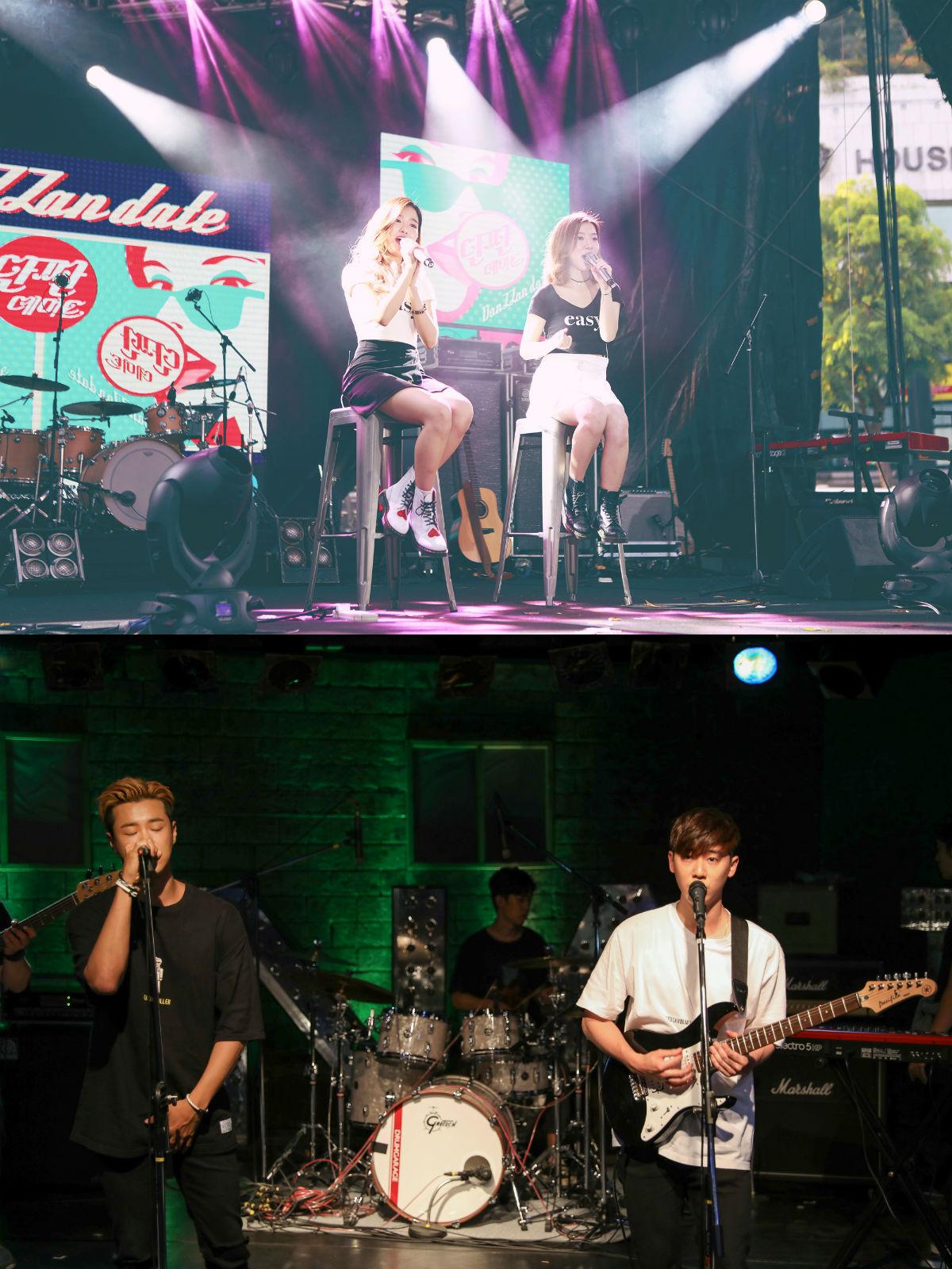 와블-닉앤쌔미, '케이팝 대표 뮤지션' 선정! '글로벌 인플루언서' 만나다