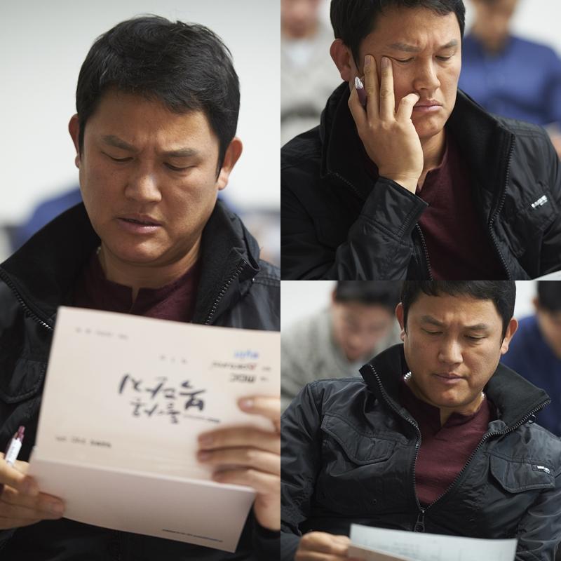 """[일문일답] 배우 강성진, """"연기 27년, 보고 싶은 배우 되고파"""" <돌아온 복단지>"""