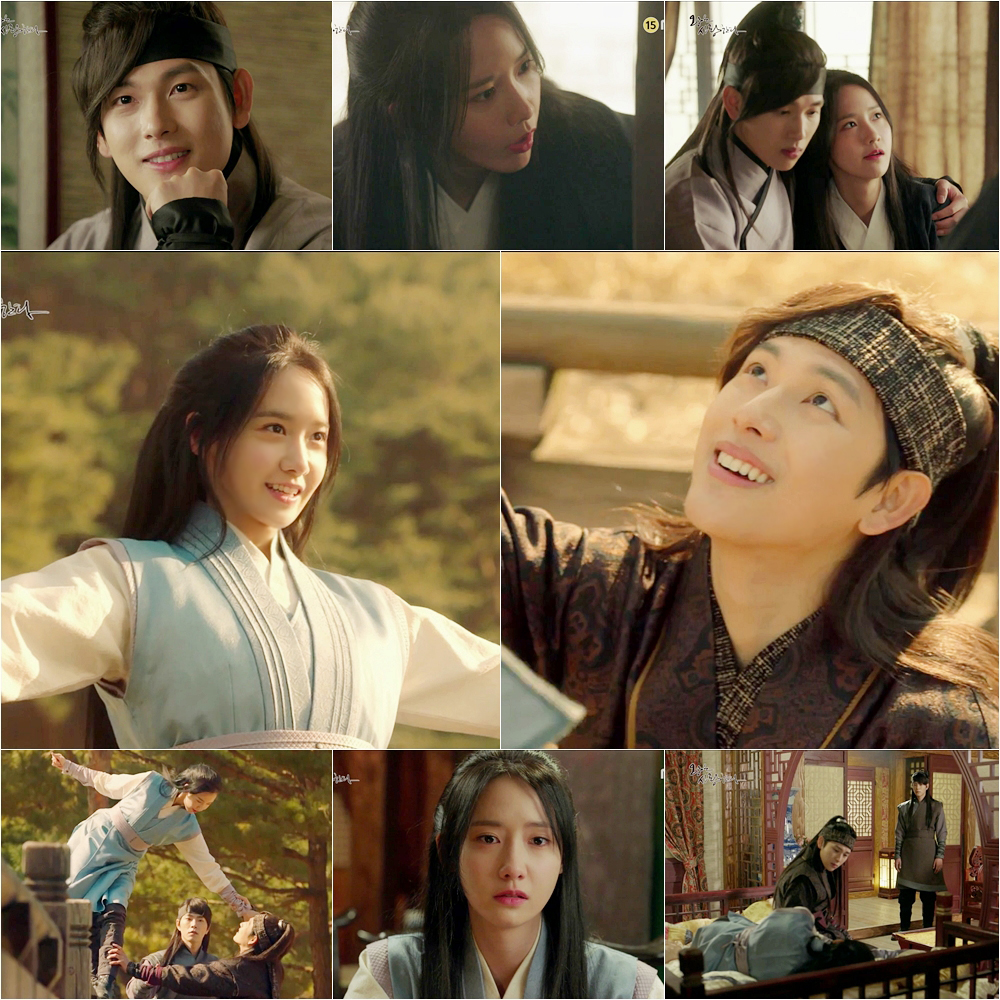 <왕은 사랑한다> 임시완-임윤아-홍종현, '위기 속 깊어진 삼각로맨스' 이미지-1