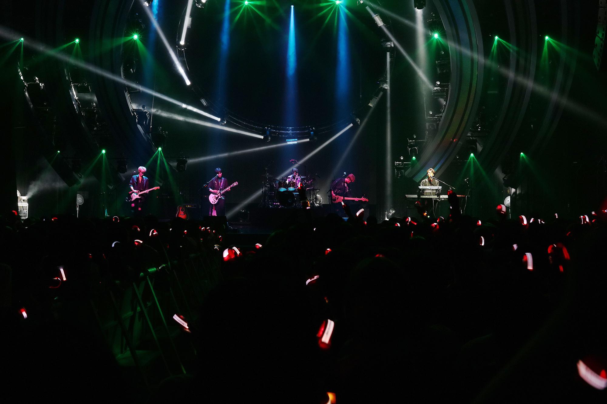 데이식스(DAY6) , 콘서트로 '믿듣데' 수식어를 증명하다! [종합]